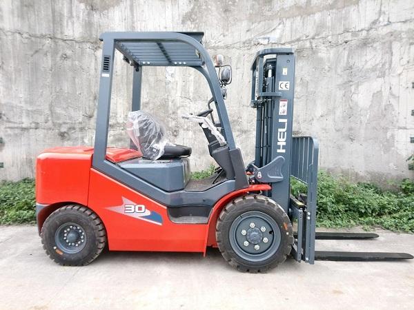Xe Nang 3 Tan H3 Series