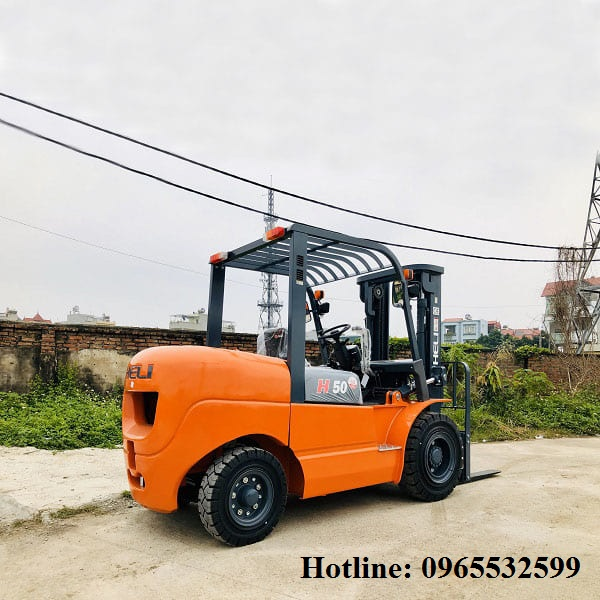 Xe Nang Dau 5 Tan Heli H Series 1