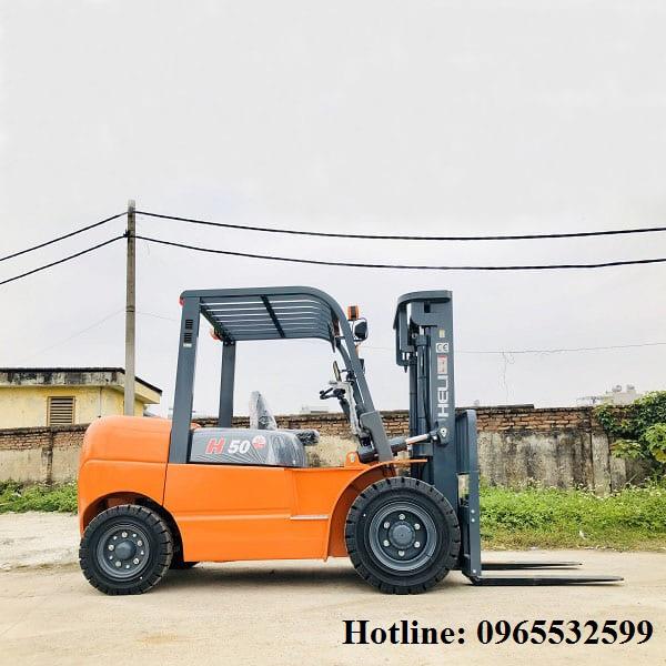 Xe Nang Dau 5 Tan Heli H Series