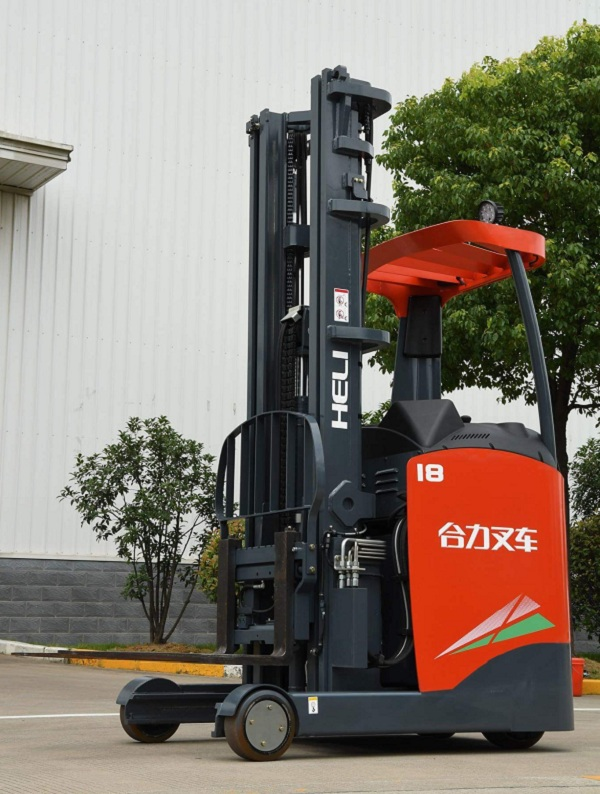 Xe Nang Dien Reach Truck 1,8 Tan