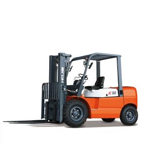 Xe Nang Diesel 5 Tan K2